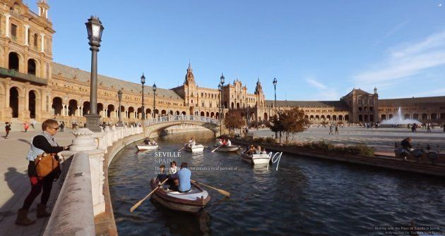 Peñafiel y Sevilla, entre los 52 destinos recomendados por 'The New York Times' para