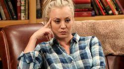 Penny, de 'The Big Bang Theory', sorprende con su 'no vestido' de
