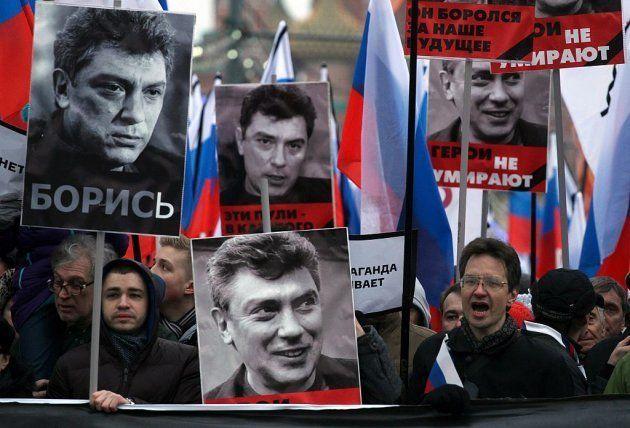 El troleo del Ayuntamiento de Washington a Rusia al renombrar una calle en honor a un crítico de