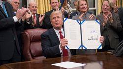 Trump centra la lucha contra los opiáceos en el control del correo