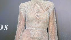 Elsa Pataky divide opiniones con su vestido más