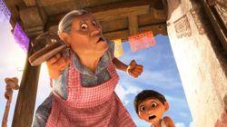 Descubre a la mujer en la que se basaron para el personaje de la abuela en
