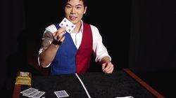 Este es el mejor truco de magia del mundo, según la Federación Internacional de