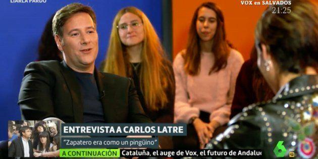 Carlos Latre en 'Liarla