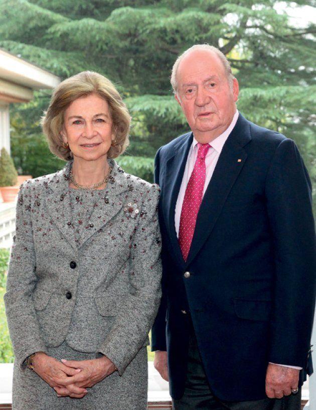 Juan Carlos y Doña