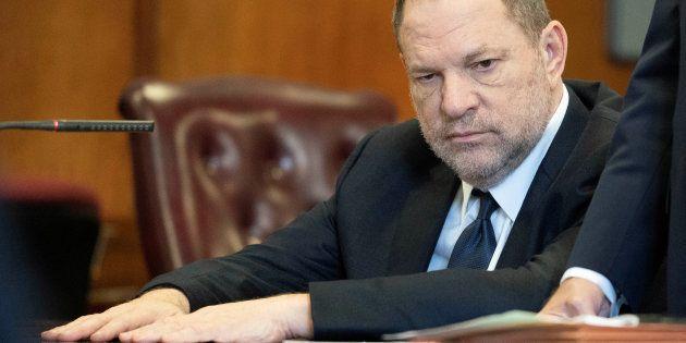 Harvey Weinstein, el pasado 5 de junio ante la Corte Criminal de Manhattan, en Nueva