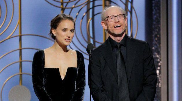 Guillermo del Toro y Steven Spielberg aplauden la reivindicación feminista de Natalie Portman en los...