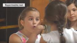 Esta niña andaluza triunfa al defender a una compañera acosada por tener padres