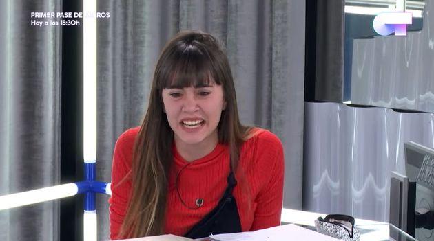 Aitana deja sin palabras a Manu Guix al interpretar 'Procuro