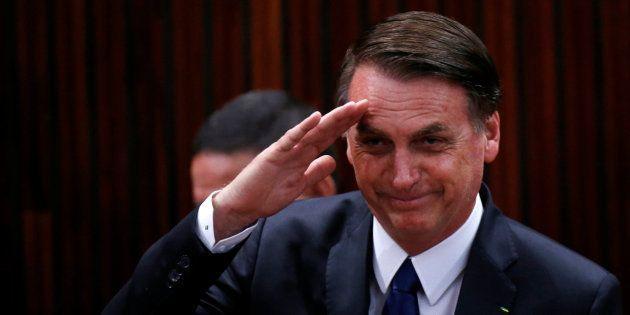 El presidente electo de Brasil, Jair