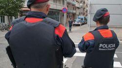 Operación policial contra el tráfico de drogas en Barcelona y área