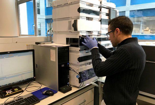En la Plataforma de Metabolómica del CIAL la tecnología es