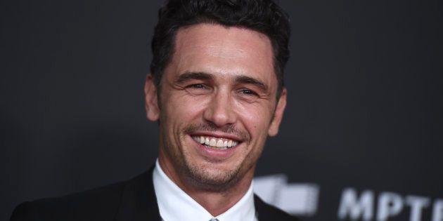 James Franco, fotografiado en los Hollywood Film Awards el 5 de noviembre de