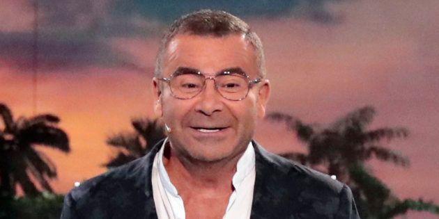 Jorge Javier Vázquez, en una gala de 'Supervivientes' en junio de