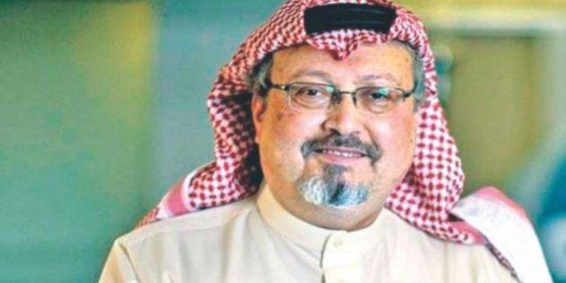 Imagen de archivo del periodista saudí Jamal