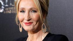 J. K. Rowling se burla de una falta de ortografía en un tuit de Trump sobre lo buen escritor que
