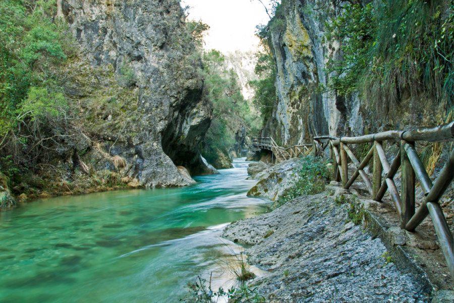 Ruta del río