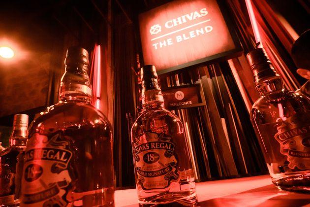 Το Chivas - The Blend για πρώτη φορά στην