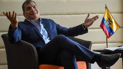 La justicia ecuatoriana dicta una orden de prisión contra el expresidente