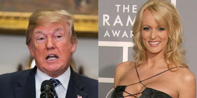 Trump pagó 130.000 dólares a una actriz porno para que no contara su encuentro