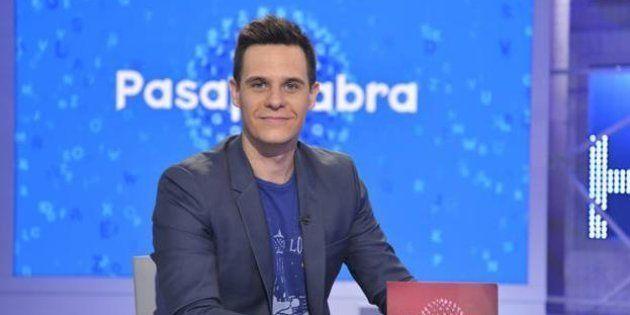 Christian Galvez, presentador del programa