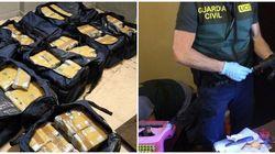 Cae una banda de estibadores por ayudar a narcos a introducir cocaína por