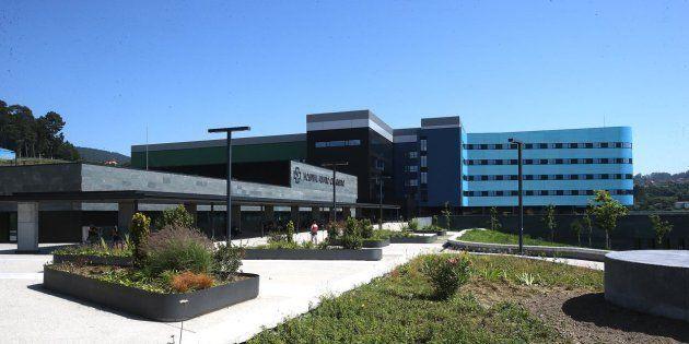 El hospital de Vigo donde trasladaron finalmente al