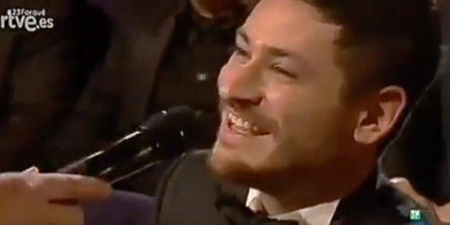 La genial respuesta de Cepeda a Boris Izaguirre durante los Premios