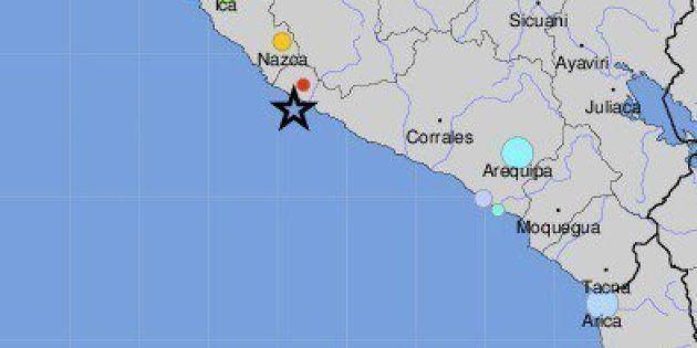 Al menos dos muertos en un terremoto de magnitud 6,8 en