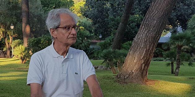 Andrés Rábago, El Roto, en otoño de 2017 en