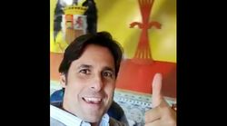 Fran Rivera, sobre su vídeo en un bar franquista