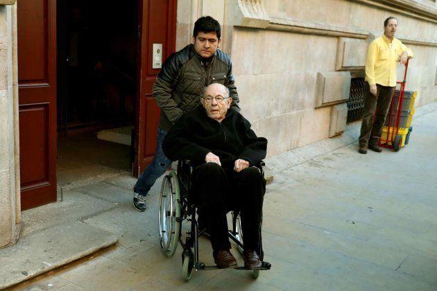 La Audiencia de Barcelona condena a 9 años de cárcel a Millet y a 7 a Montull por el expolio del