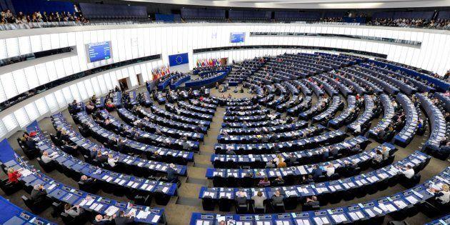 Imagen de archivo de la sede del Parlamento