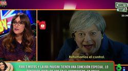 Ana Morgade, a Pablo Motos en 'Zapeando':