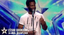 El duro momento de César Brandon tras ganar 'Got