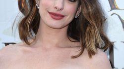 Anne Hathaway ya no es como la