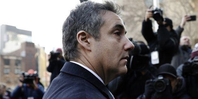 Michael Cohen, exabogado de Trump, condenado a tres años de cárcel por varios
