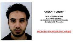 Este es Cherif Chekatt, el presunto atacante de Estrasburgo que escapó dos veces de la