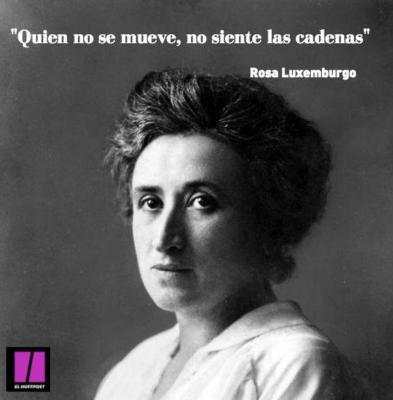 Rosa Luxemburgo, la 'Rosa Roja' agitadora de masas: 19 cosas que no sabías de