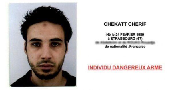 Chérif Chekatt, en una imagen