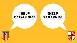 Tabarnia anuncia a través de un vídeo que comienza