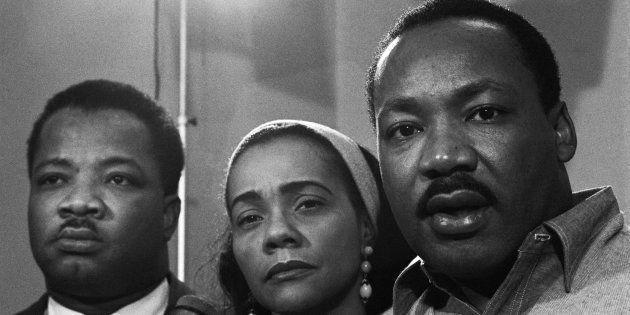 La hija menor de Martin Luther King reivindica la figura de su madre en el 89 aniversario de su