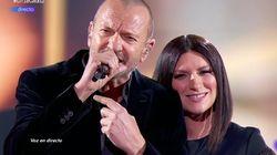 ¿Con quién canta Laura Pausini en 'OT'? Todo el mundo ha pensado lo