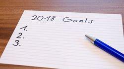 Haz que tus propósitos de año nuevo realmente