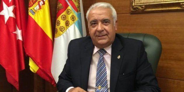 El alcalde de Ciudadanos de Arroyomolinos, detenido por corrupción, sufre un