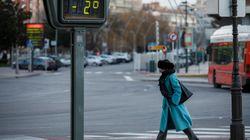 Toda España, salvo Navarra y Canarias, en alerta por viento, oleaje o