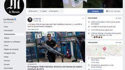 La reacción unánime de los franceses en Facebook a la noticia de la subida del salario mínimo en
