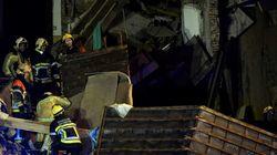 Una explosión en Amberes deja seis heridos