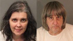 Una pareja de California, detenida por secuestrar y torturar a sus 13