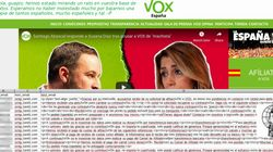 Anonymous piratea la web de Vox y logra datos de unos 30.000
